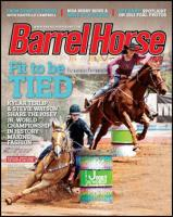 Barrel Horse News Magazine